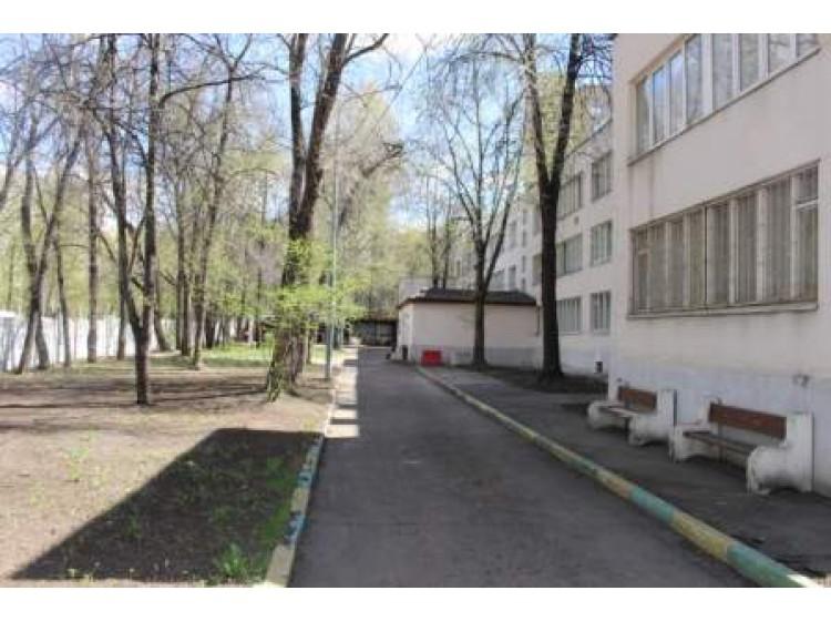 Общежитие Коломенская