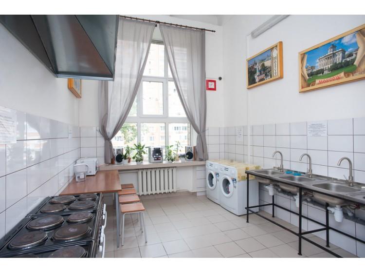 Общежитие Щелковская