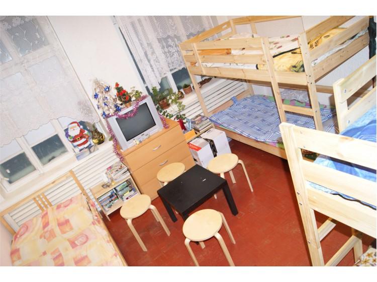Общежитие на Братиславской