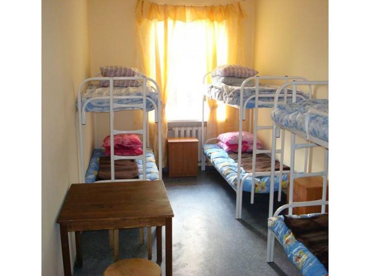 Общежитие на Юго-Западной