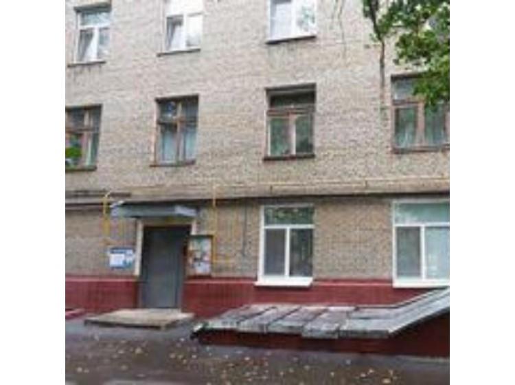 Общежитие на Волжской