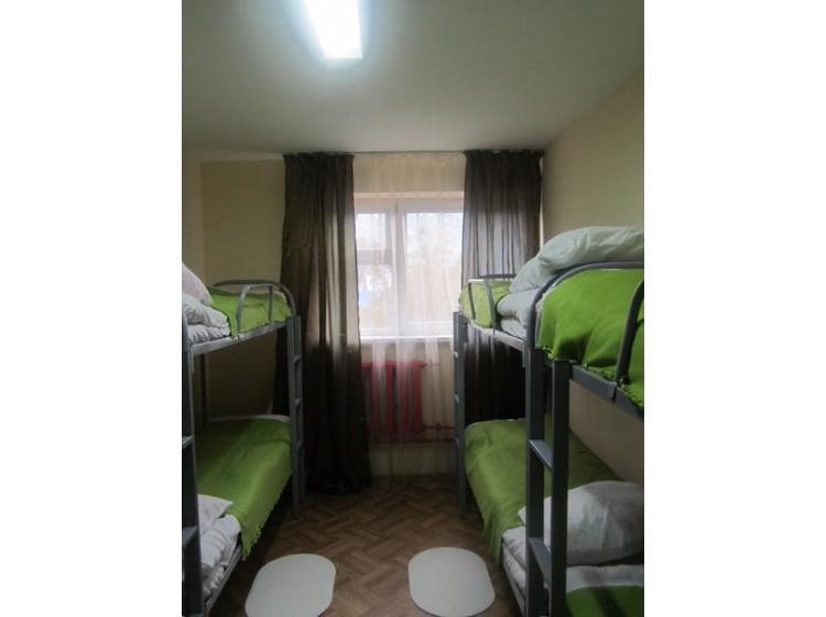 Общежитие на Алексеевской