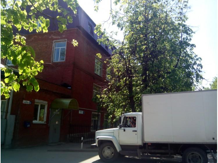 Семейное общежитие в Пушкино