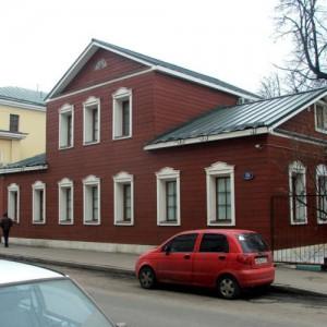 Общежитие на Третьяковской